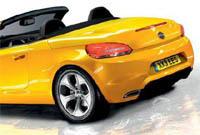 La Volkswagen Scirocco se découvre