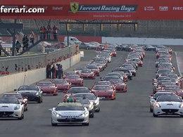 Record du Monde [vidéo] : 964 Ferrari réunies sur le même circuit !