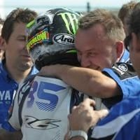 Supersport - Portimao: Laverty gagne la course, Crutchlow le titre