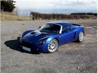 Opel Speedster turbo version full power