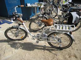 Un nouveau vélo à assistance électrique : le Valdo d'O2Feel