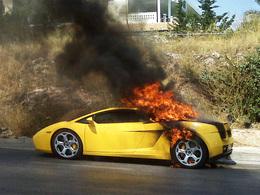 Risque d'incendies : près de 1500 Lamborghini Gallardo rappelées