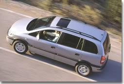 Opel zafira : un vrai génie
