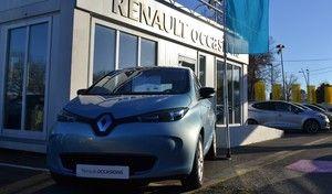 RenaultZoé: une offre spéciale pour les modèles d'occasion