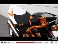 Officiel : La 125 de chez KTM s'appelera Duke [+ vidéo]