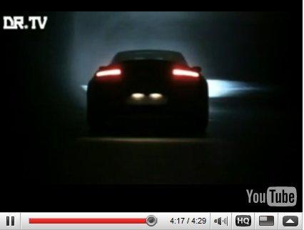 Vidéo : Aston Martin V12 Vantage, d'abord à l'arrêt ...