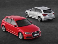 Toutes les nouveautés du Mondial 2012 – Audi A3 Sportback : conservatrice