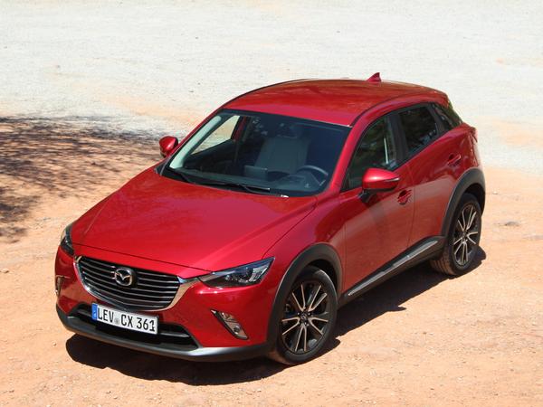 Essai vidéo - Mazda CX3 : graine de star