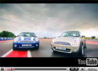 Diesel vs Essence : Fifth Gear compare... à sa façon