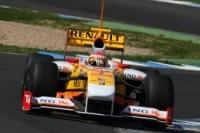 F1-Essais à Jerez, jour 2: Alonso s'adjuge le meilleur temps.