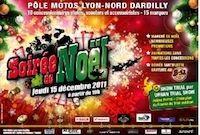Pôle Moto Lyon-Nord Dardilly : soirée de Noël le 15 décembre !