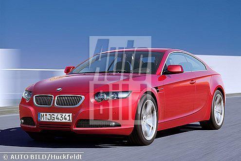 BMW GT6 : après la Renault 16, BMW refait le coup de la Fuego