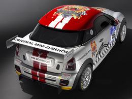La Mini John Cooper Works Coupé aux 24 Heures du Nürburgring!