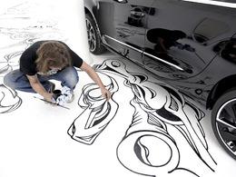 (Minuit chicanes) Citroën revisite le thème de l'art car pour le meilleur...
