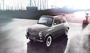 Seat : le concept 600 BMS en hommage à une des premières autos de la marque