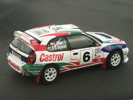 Toyota de retour en WRC: plutôt en 2017