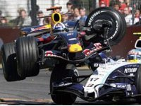 F1: Vers plus de sécurité pour les pilotes en 2008 ?