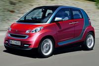 Smart: les 4 portes de retour en 2010!