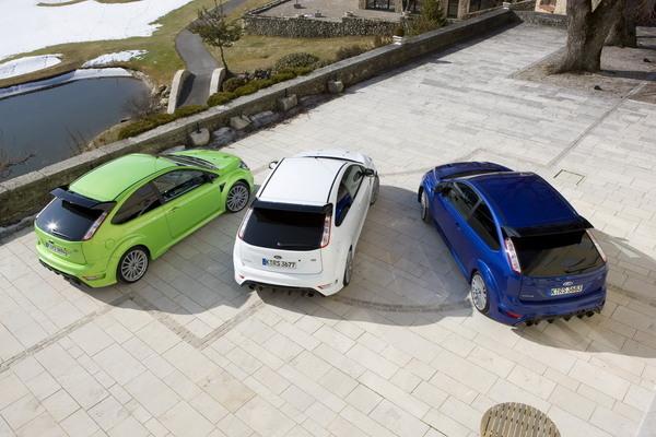 Ford Focus RS : vous voulez encore des photos ?