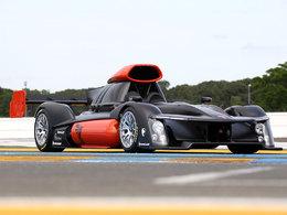 Mondial de Paris 2012 - La GreenGT H2 y sera!