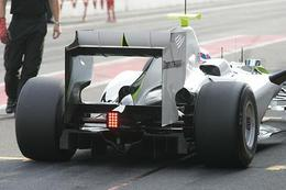 F1 : le diffuseur de la BGP001 illégal ?