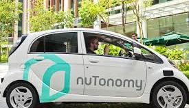 Voiture autonome: le français PSA avec l'américain nuTonomy