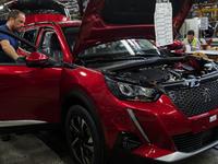 Nouveau Peugeot 2008: début de la production en Espagne