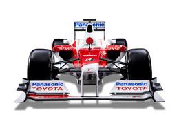F1 2009 : Panasonic a sauvé Toyota
