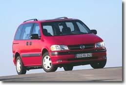 Opel Sintra : bien pensé, mal aimé…