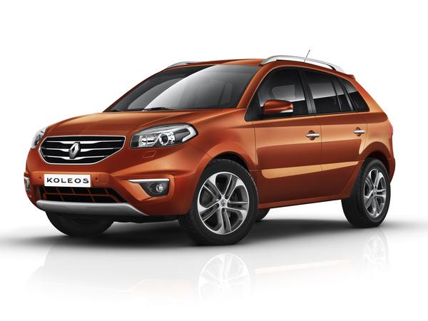 Nouveau Renault Koleos : officiel cette fois