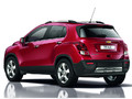 Toutes les nouveautés du Mondial 2012 – Chevrolet Trax : outsider