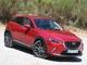 Le Mazda CX-3 arrive en concession : fort sex-appeal