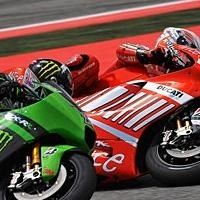 Moto GP - Allemagne: Gibernau et Hayden chez Ducati, Melandri chez Kawa, la rumeur s'emballe