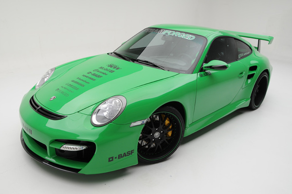 porsche 996 le vert lui va si bien. Black Bedroom Furniture Sets. Home Design Ideas