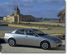 Alfa Romeo 156/Sportwagon   Un numéro porte-bonheur !