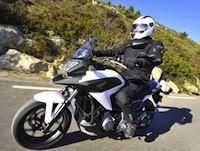 Honda: campagne de rappel sur les gammes NC700D/ S/ X