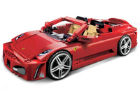 Construisez vous-même votre Ferrari