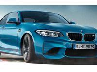 Surprise : la BMW M2 restylée s'échappe