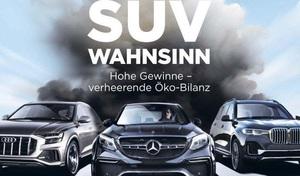 Plus dangereux et émettant plus de CO2, doit-on bannir les SUV des centres-villes ?