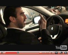 Vidéo Pub : Renault et Canto dans le même bateau