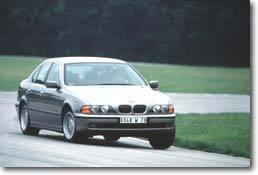 BMW Série 5 :