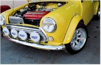 Austin Mini Vtec by Gomini