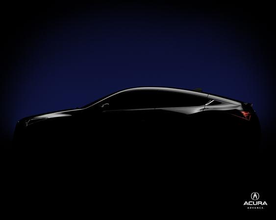 Teasing : Acura attaque le BMW X6