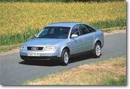 Audi A6 : La familiale