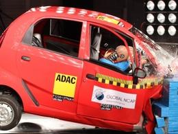 Sécurité: cinq véhicules du marché indien échouent aux tests de sécurité