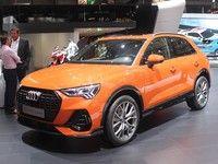 Audi Q3 (2018) : retour aux affaires - Vidéo en direct du Mondial de Paris 2018