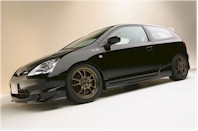 Honda Civic by King Motorsports/Mugen