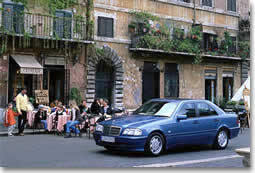 Mercedes Classe C : à la hauteur de sa   réputation