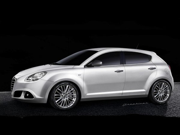La future Alfa Roméo MiTo en 5 portes