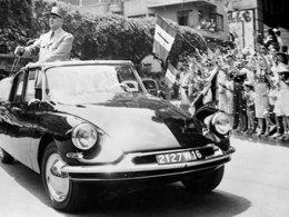 Jubilé des relations franco-chinoises: la DS 19 du général De Gaulle est le symbole choisi par Citroën